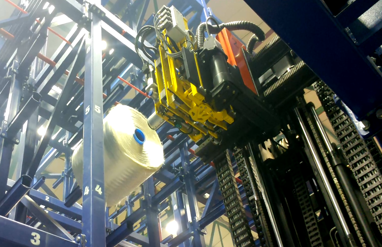 Automation warehousing