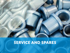 service & spares